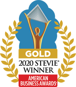 GOLD 2020 Stevie Winner: American Business Awards