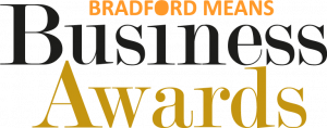 Bradford Means Business Awards logo