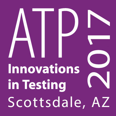ATP 2017 Innovations in Testing