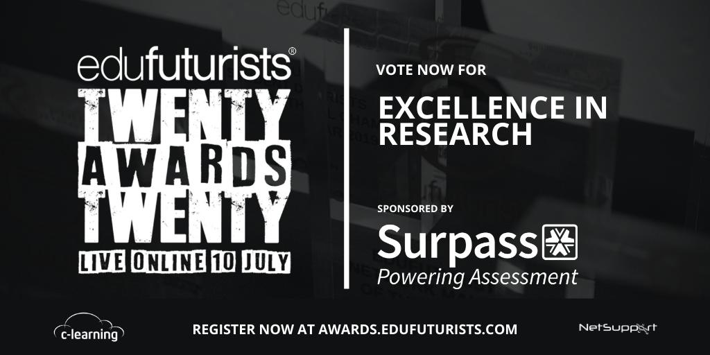 Edufuturist Awards 2020 logos