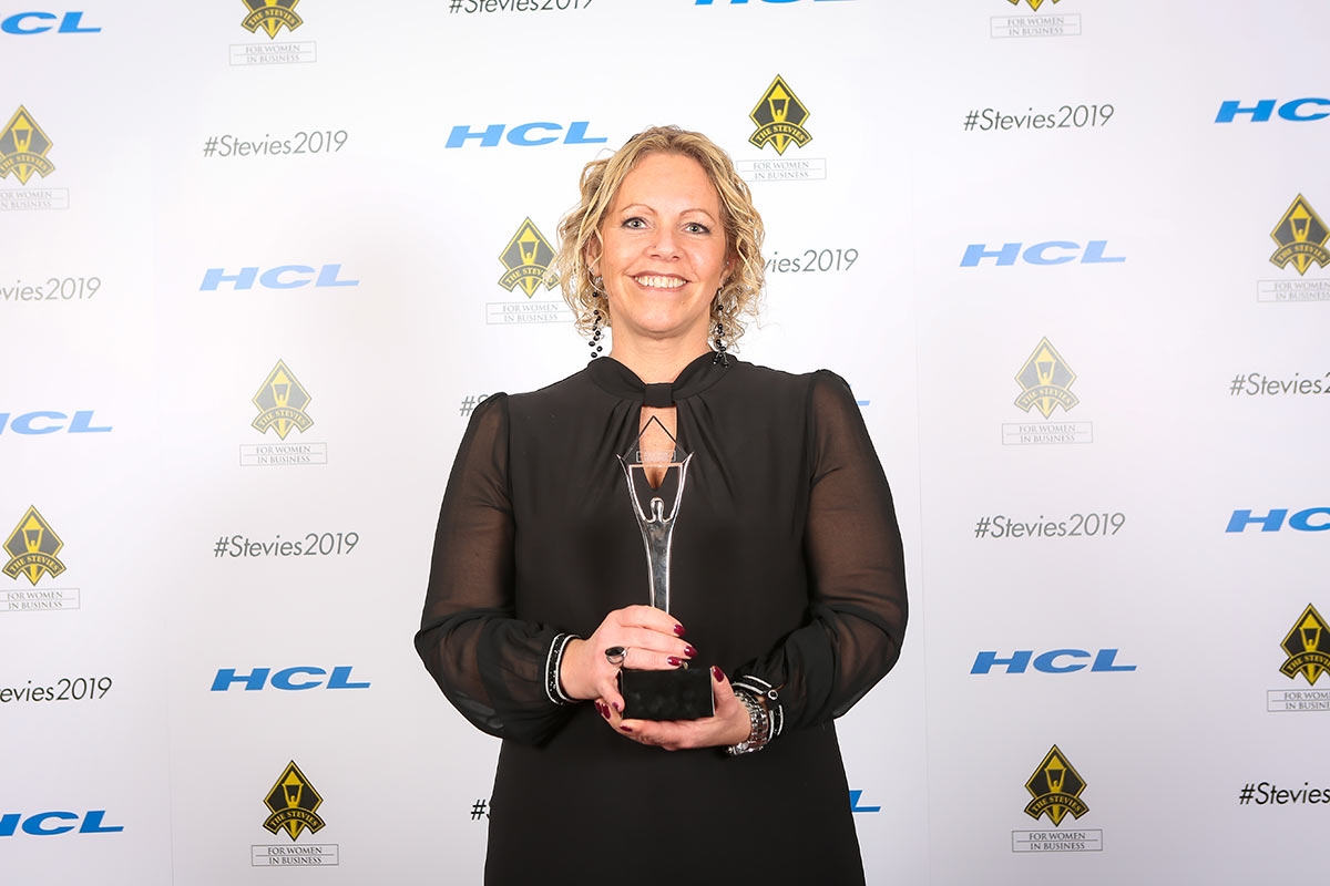 Sonya Whitworth - Stevie Award Winner for Women in Business